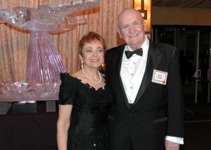 Bob and Jo Pond were special guests at the 2007 Living Legends of Aviation event.