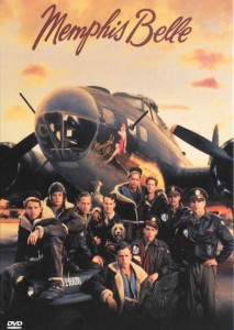 "In 1989, David Tallichet flew his restored B-17 bomber to England, where it was featured in the title role of the movie, ""Memphis Belle."""