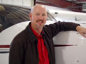 "Michael McMaster opened Media Magic and produced its first aviation video, ""Edwards AFB 97,"" about the 50th anniversary of supersonic flight. McMaster is a private pilot and spends much of his time hanging out of airplanes and helicopters for a living."