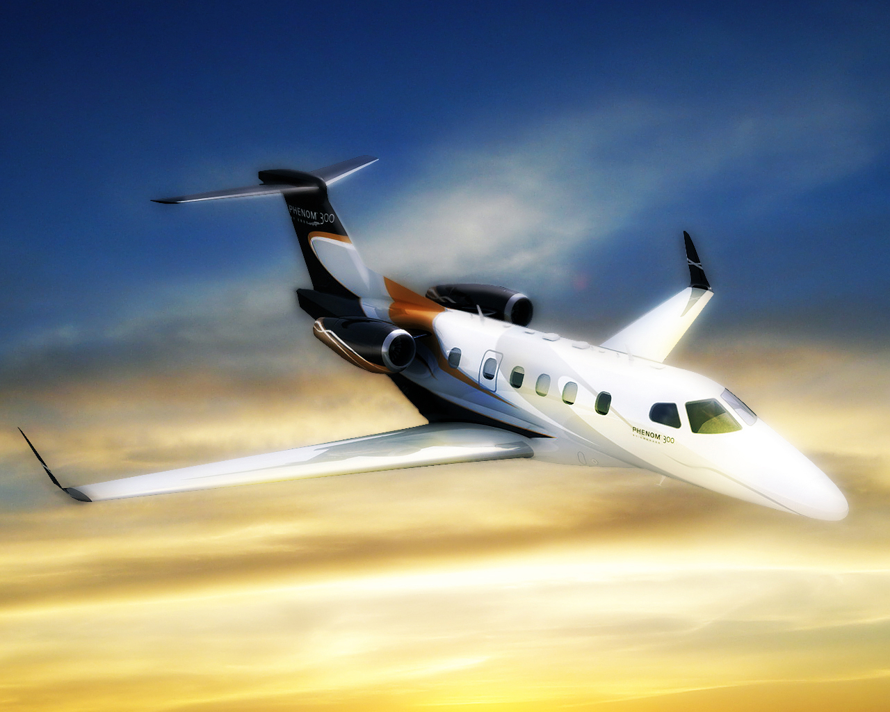 H.I.G. Capital Acquires Flight Options and Orders 100 Phenom 300s