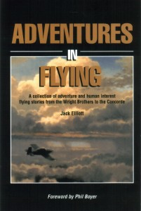 "Adventures in Flying"" is a collection of adventure and human-interest flying stories. It spans the Wright brothers to the Concorde and beyond. Some readers have compared it to Ernest Gann's ""Fate is the Hunter."""