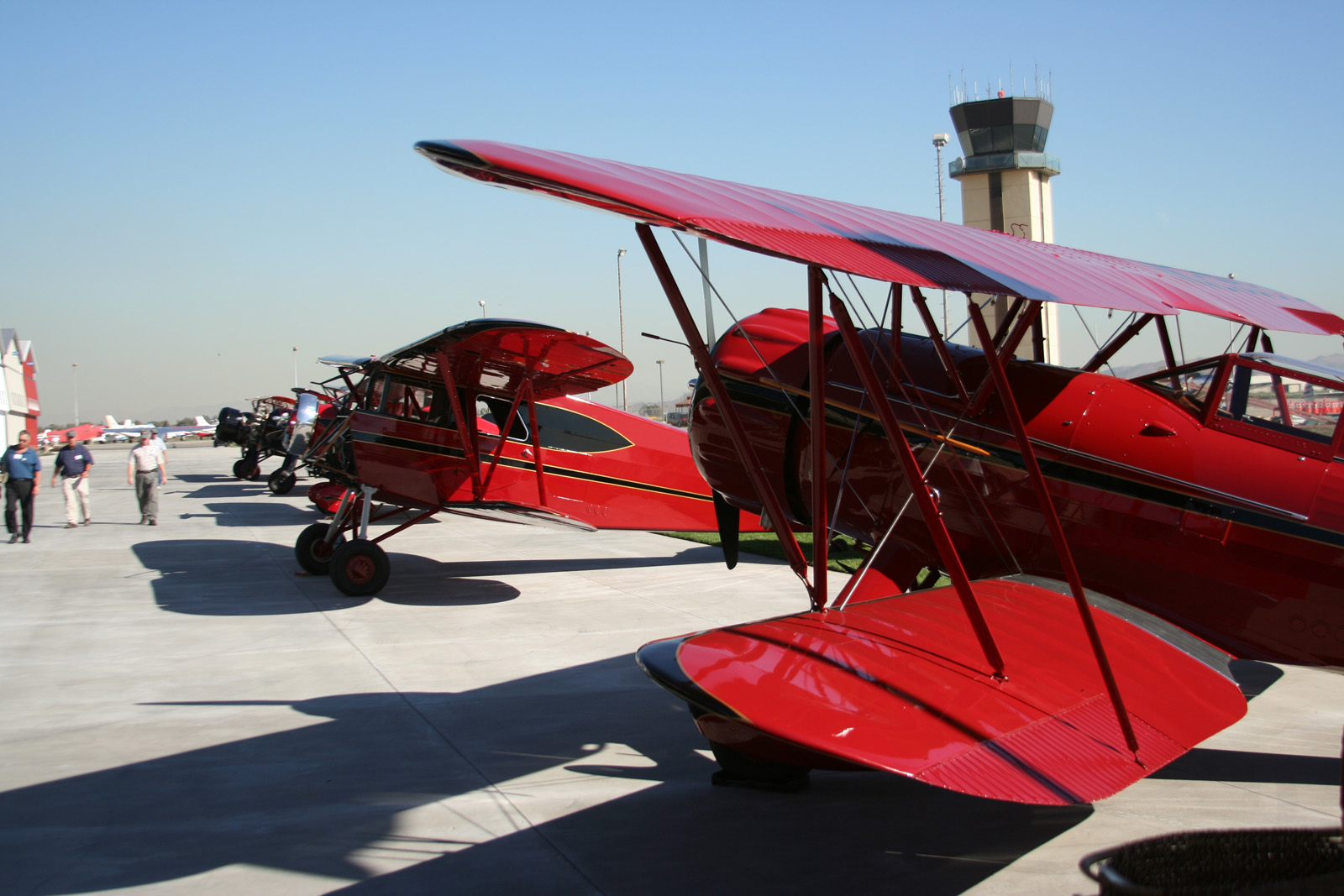 19th Annual Western Waco Association Fly-In