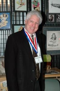 Greg Herrick, 3rd annual Living Legends of Aviation.