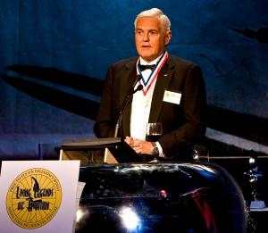 Bob Lutz, 5th annual Living Legends of Aviation.