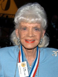 Zoe Dell Nutter, 5th annual Living Legends of Aviation.