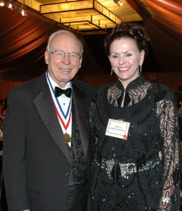 Ed and Janice Swearingen, 4th annual Living Legends of Aviation.