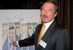 Steve Hazy, 5th annual Living Legends of Aviation.