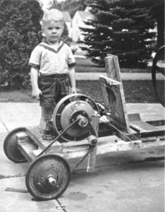 "By 1938, James Raisbeck had gotten the mechanical ""bug."""