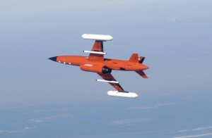The U.S. Air Force BQM 167A aerial target drone uses Athena Technologies' integrated sensor suite. The Air Force primarily uses the drone to train fighter pilots.