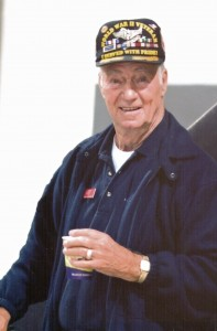 In 2007, Art Unruh served as a tour guide at Paul Allen's Flying Heritage Collection at Arlington Municipal Airport.