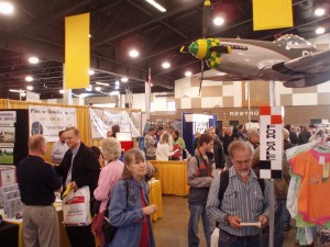 More than 12,000 people attended the 25th annual Northwest Aviation Conference this year, with a program that included 350 exhibitors and a full roster of aviation presentations by AOPA President Phil Boyer and others.