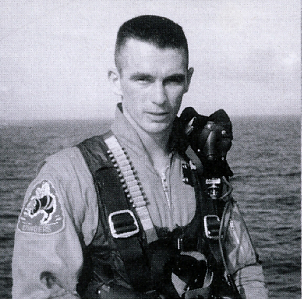 "Gene Cernan: ""Always Shoot for the Moon"""