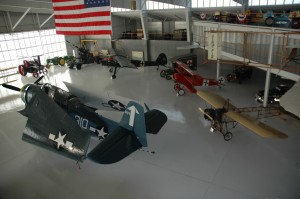 The Collings Foundation's collections of automobiles and aircraft spans nearly 200 years of modern invention and fills a custom-built hangar in Stow, Mass.