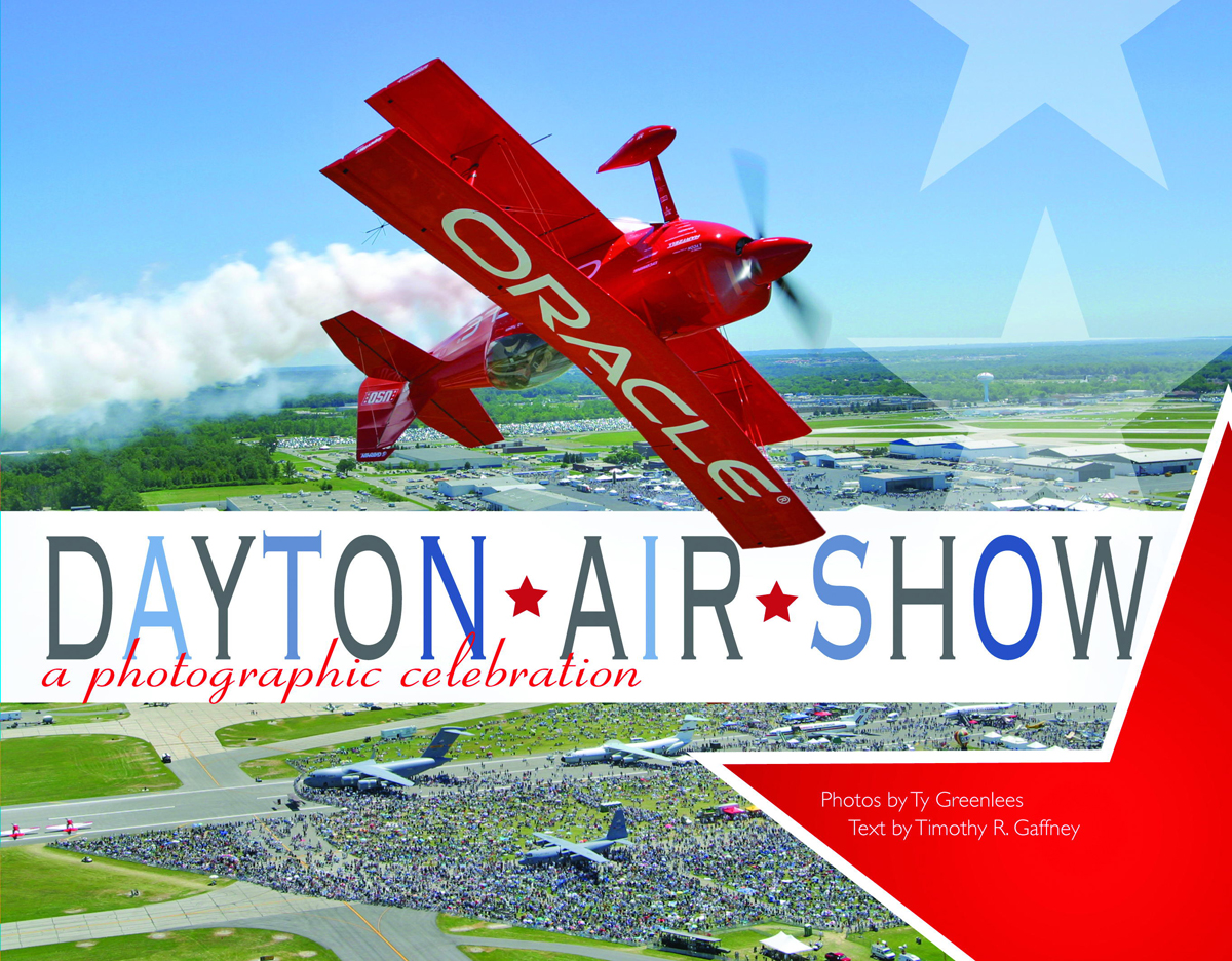 "The Dayton Air Show: A Photographic Celebration"": Twenty Years of Air Show Photography"