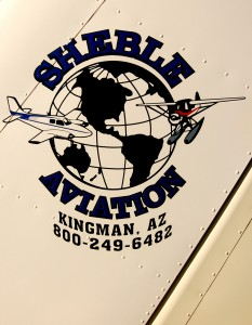 Sheble Aviation, a family owned and operated flight school, has a fleet of Cessna 172s and Beechcraft Travelairs.