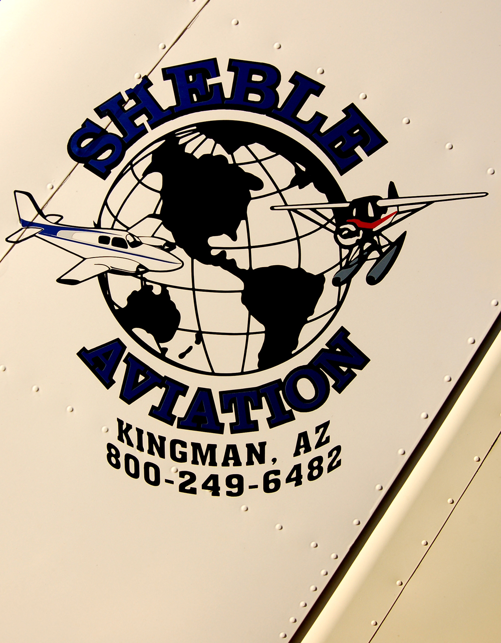 Sheble Aviation: An Oasis for Seaplanes in the Arizona Desert