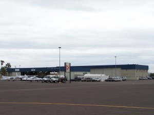 With two buildings encompassing 40,000 square feet of facilities and a new $500,000 renovation, Atlantic Aviation is investing heavily in its base at Phoenix Deer Valley Airport.