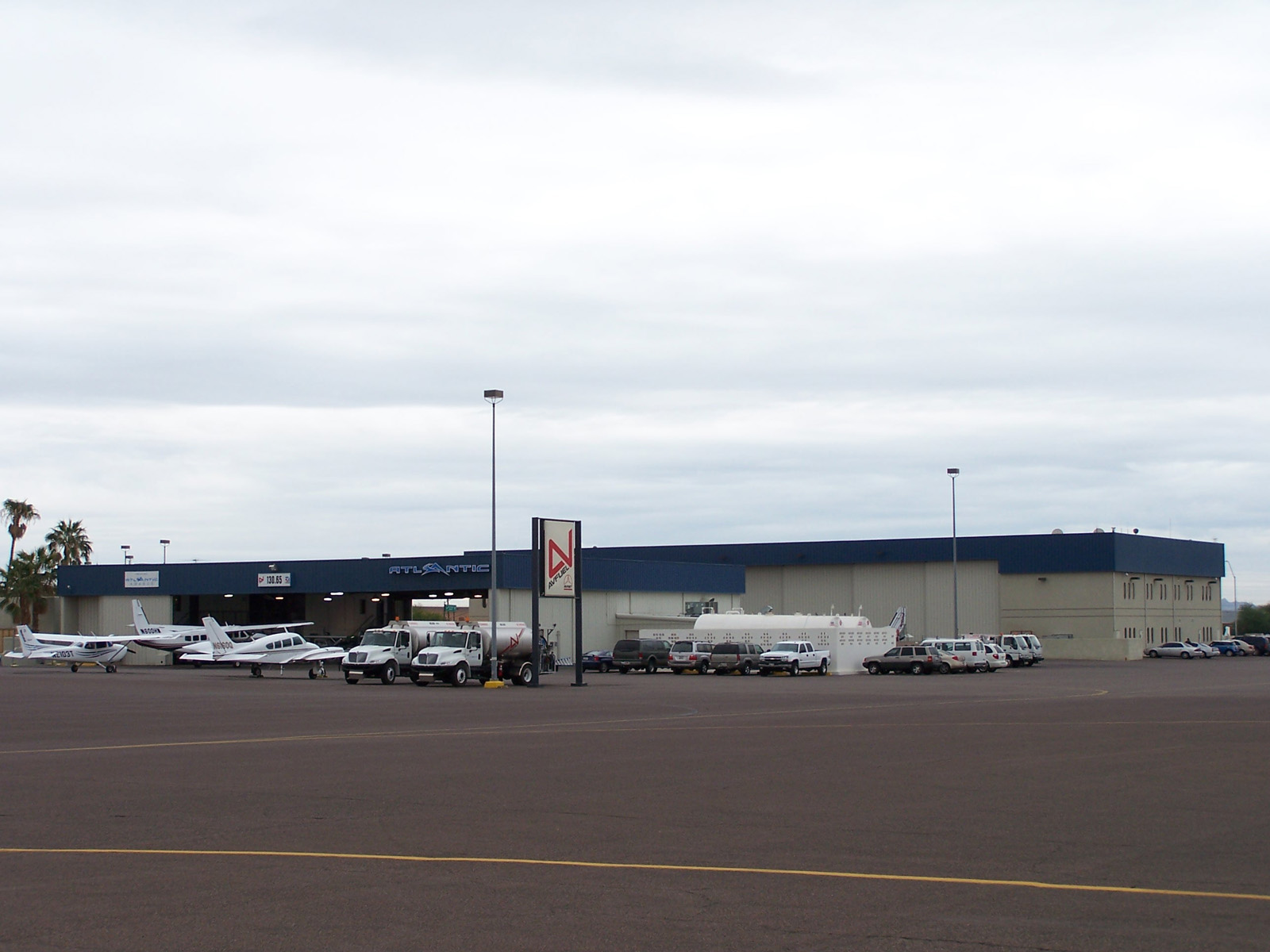 Atlantic Aviation Gives Phoenix Base a Makeover