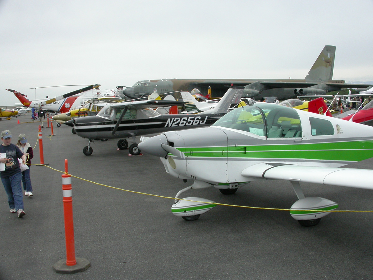 13th Annual General Aviation Day at Paine Field