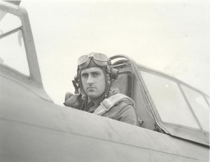Stan Miles helped train fellow airmen in the transitions from the P-47 Thunderbolt to the P-51 Mustang.
