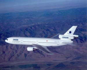 United Airlines, with the support of FedEx Corp., is donating a DC-10 Series 30 freighter to ORBIS International to replace its current DC-10 Flying Eye Hospital. The nonprofit development organization is dedicated to saving sight worldwide.