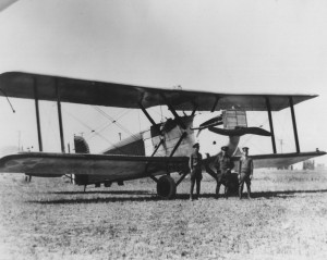 Four of these World Cruisers left Seattle for the global adventure, but only two completed the record flight.