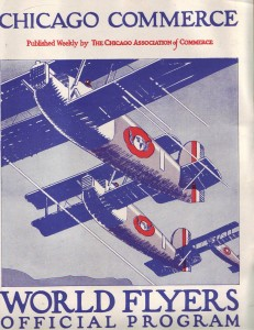An official 1924 program was published for the event, which gained worldwide attention.