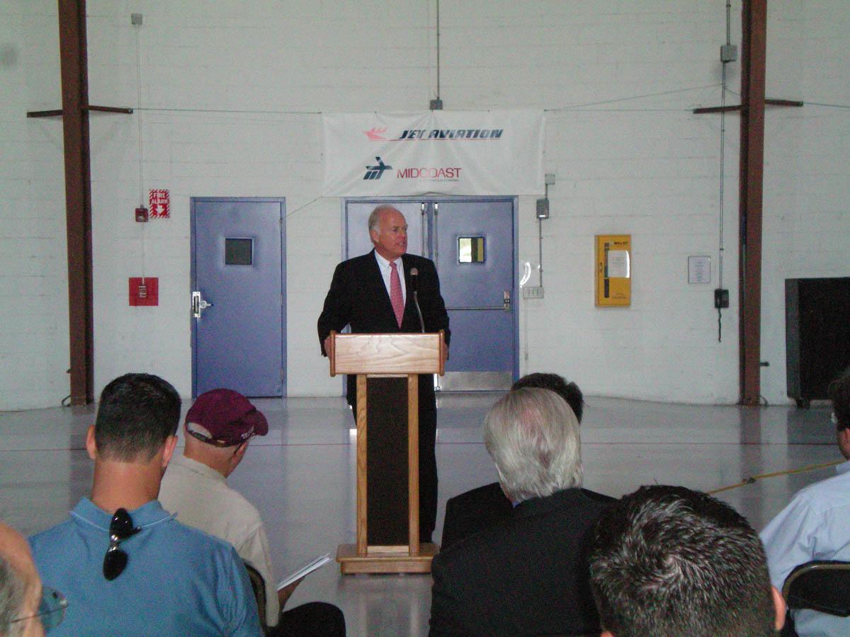 NATA President Addresses State of American Aviation