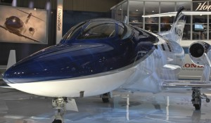 Honda Aircraft Company Inc. announced that Jenson Button, Formula 1 racer, would be Honda's European launch customer for its seven-place HondaJet. The VLJ is priced at $3.9 million, with Federal Aviation Administration certification scheduled in 2010.