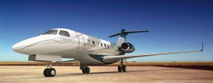 Embraer's new twin-engine, mid-sized jet, the Legacy 500, is priced at $18.4 million. The jet is scheduled to enter service by the second half of 2012.