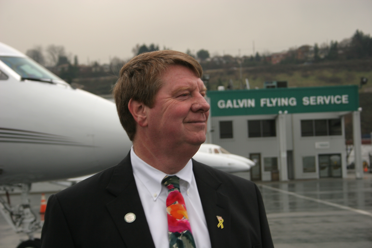 Sale of Galvin Flying Services Spurs Expansion