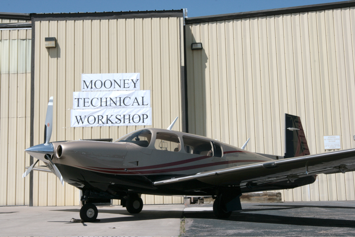 Arapahoe Aero Hosts Mooney Technical Workshop