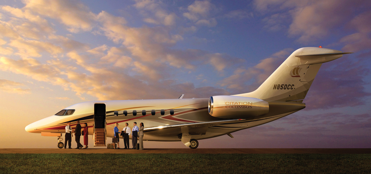 TWC Aviation Orders New Cessna Columbus Business Jets