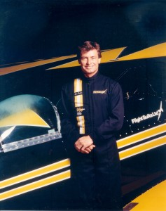After becoming the U.S. National Advanced Aerobatic Champion in 1988, Sean Tucker committed himself seriously to being a full-time air show flyer. In those days, while unsponsored, he performed in more than 30 air shows a year.