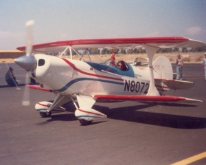 In 1979, Sean Tucker had to bail out of his S-2A. At the time, he was attempting to beat the existing record of 13 inverted flat spins, held by Art School. Tucker did 45, but then couldn't recover.