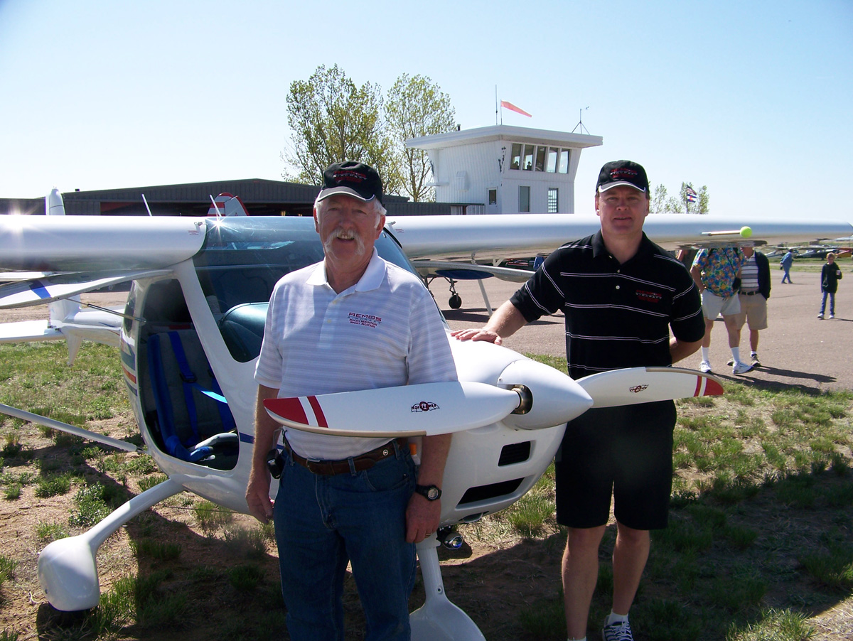 Fly-In/Drive-In at Platte Valley Airpark