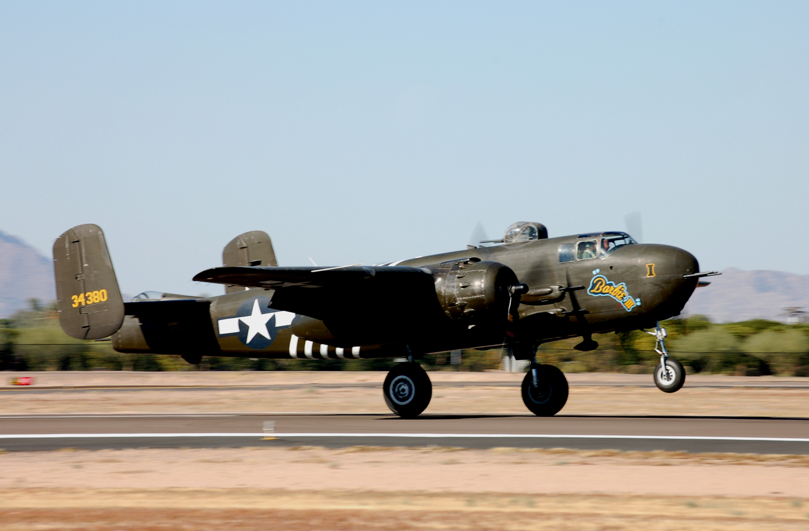 Rare B-25H to be Based at Centennial Airport This Summer
