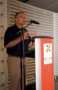 Vern Raburn announced at AirVenture that he was stepping down, after being asked to resign as CEO of Eclipse Aviation. He's since refused a position as vice chairman with ETIRC, Eclipse's largest shareholder & announced he's cut all ties to both companies