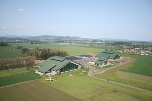 The expanded Evergreen & Space Museum campus in McMinnville, Ore., features a world-class aviation museum, IMAX 3D theater and a space museum with a 112-foot Titan II missile.