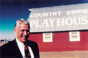 Sam Newton founded the Country Dinner Playhouse, a popular mainstay in Colorado for three and a half decades.