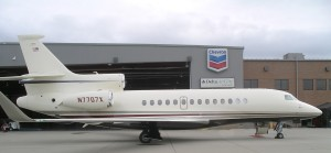 Delta AirElite Business Jets Inc. is the first U.S.-based air charter operator to operate a new 2008 Dassault Falcon 7X jet.