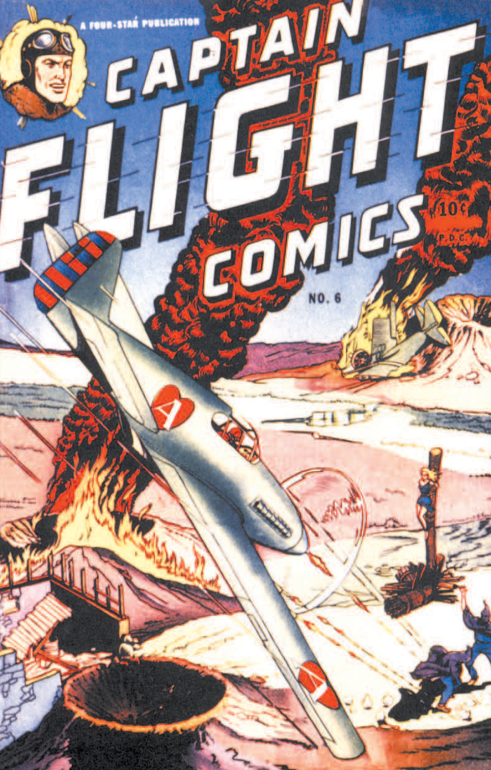 Comic Book Culture: An Illustrated History Reprinted from Oct 2001 – Airport Journals