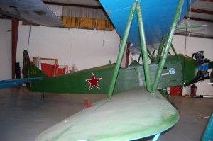 This rare Russian Polikarpov Po-2 was the type used by the Soviet Union's Night Witches. A German Me-109 could never match the Po-2, because the biplane's top speed was slower than the German fighter's stall speed.