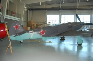 The Yakolev Yak-3 was a WWII Soviet fighter aircraft considered one of the best fighters of the war. The Yak-3 dominated the skies over the battlefields of the Eastern Front in the closing years of the war.