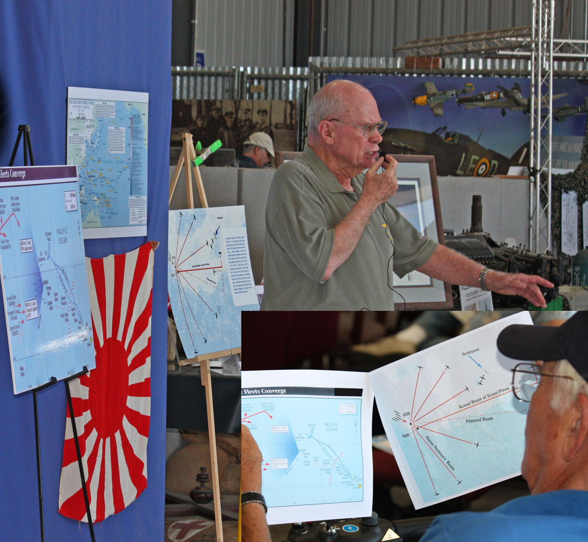 The Commemorative Air Force Southern California Wing Remembers Major World War II Events