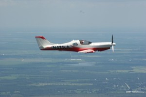 Presently, the Van's Aircraft RV-7 is the most common type of kit-built aircraft flown.