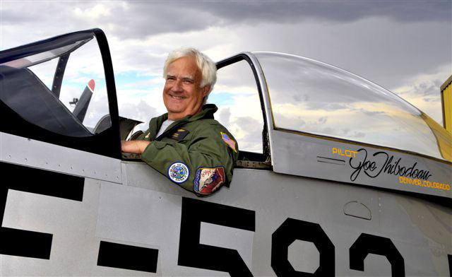 Joseph Thibodeau and William Hamilton Inducted into the Colorado Aviation Hall of Fame