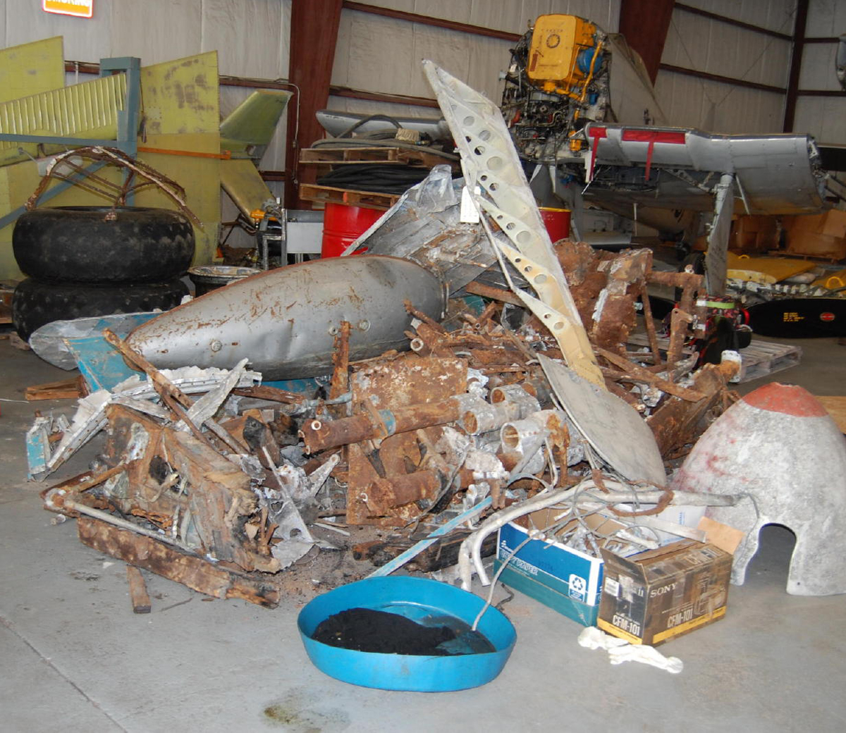 History Reborn at the Military Aviation Museum and Fighter
