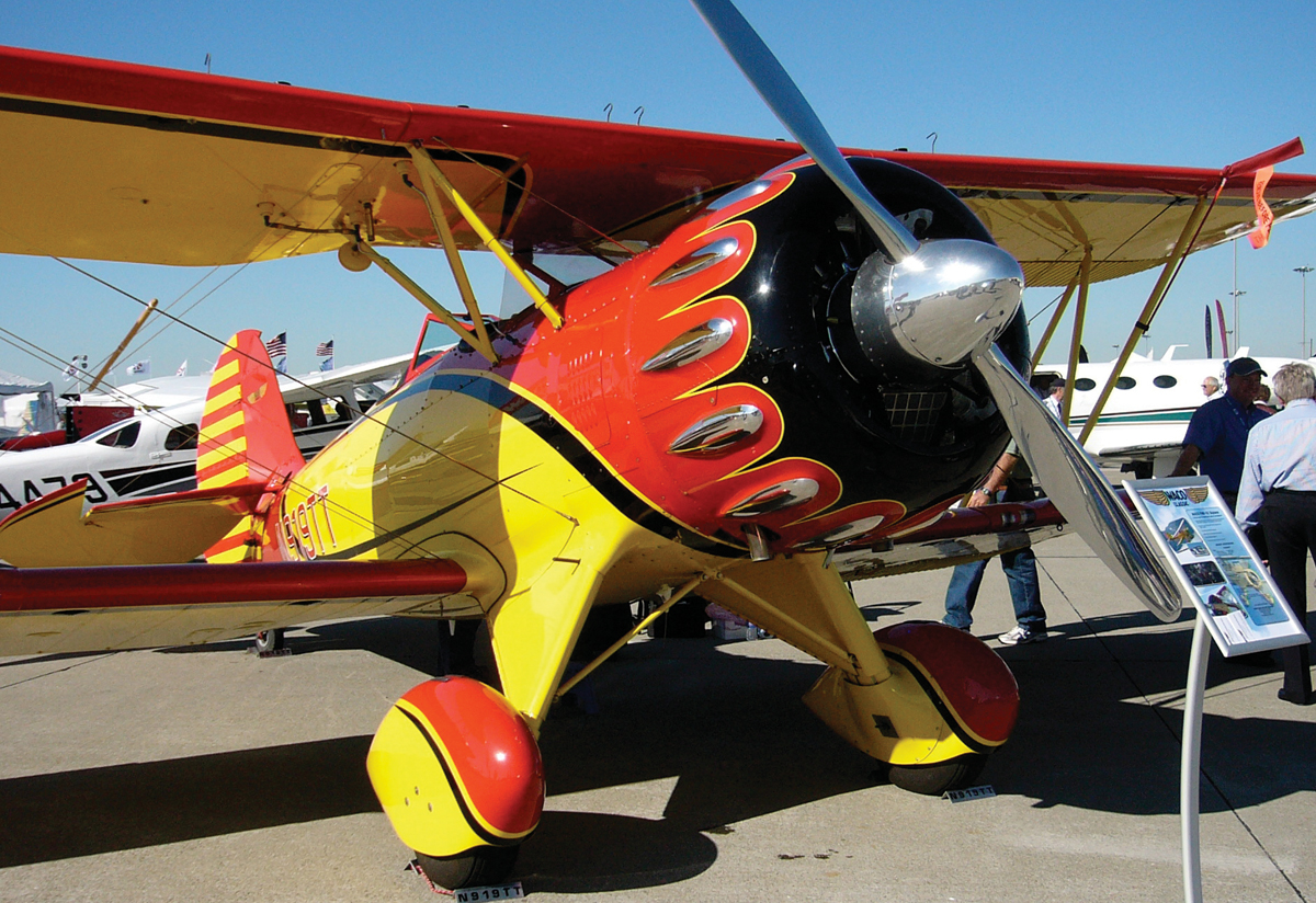 AOPA Expo 2008 Marks the End of an Era, Beginning of a New One
