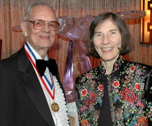 Hank and Roslyn Beaird at the 4th Annual Living Legends of Aviation Awards.
